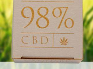 Endoca – CBD Crystals | 500 mg <br>CBD Crystals, 500 mg CBD