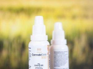 CannabiGold – CBD Öl 10% | 10 g <br>CBD Öl, 1000 mg CBD