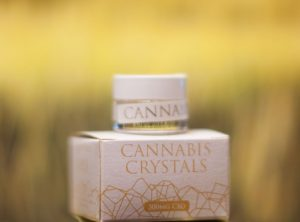 Endoca – CBD Crystals | 500.00 mg <br>  CBD Crystals, 500 mg CBD