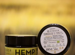 Endoca – Hemp Salve | 30 ml <br>  CBD Creme, 750 mg CBD