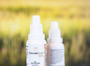 CannabiGold – CBD Öl 20% | 10.00 g <br>  CBD Öl, 2000 mg CBD