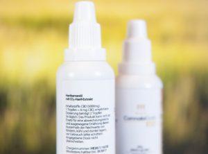 CannabiGold – CBD Öl 20% | 25.00 g <br>  CBD Öl, 5000 mg CBD