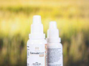 CannabiGold – CBD Öl 25% | 10.00 g <br>  CBD Öl, 2500 mg CBD