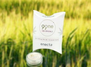 Enecta – 99One CBD Crystals | 0.50 g <br>  CBD Crystals, 500 mg CBD