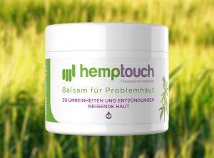 Hemptouch – Balsam für Problemhaut | 50 ml <br>  CBD Creme