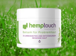 Hemptouch – Balsam für Problemhaut | 50 ml  CBD Creme