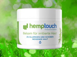 Hemptouch – Soothing CBD Skin Balm | 50 ml <br> CBD Creme