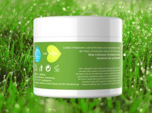 Hemptouch – Balsam für irritierte Haut | 50 ml  CBD Creme