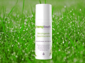 Hemptouch – Beruhigende Gesichtscreme | 50 ml  CBD Creme
