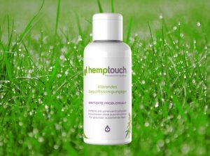 Hemptouch – Klärendes Gesichtsreinigungsgel | 100 ml