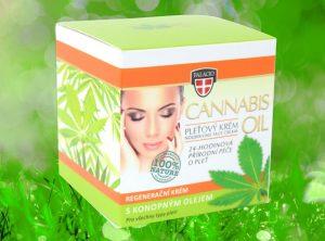 Palacio – Gesichtscreme Crystal Jar 12% Cannabis BIO Öl 50ml | 50    Hanf Creme