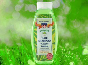 Palacio – Sanftes Cannabis-Haarshampoo mit <2% BIO Hanföl 500ml | 500