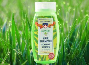 Palacio – Sanftes Cannabis-Haarshampoo mit <2% BIO Hanföl 250ml | 250
