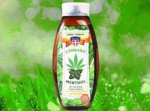 Palacio – Dusch-Shampoo Cannabis und Menthol 500ml | 500