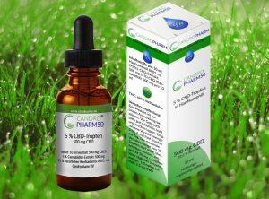 Candropharm – Candropharm50  | 10   CBD Öl, 500 mg CBD