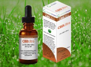 Candropharm – CBD‐Ultra  | 10 ml, 200 mg CBD