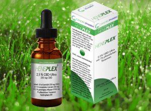 Candropharm – Heneplex  | 10 ml, 250 mg CBD