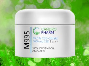 Candropharm – CBD99  | 5 g <br> CBD Crystals, 5000 mg CBD
