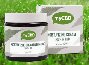 myCBD – CREAM FORTE | 100 ml <br>  CBD Creme