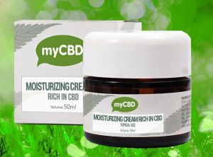 myCBD – CREAM FORTE | 50 ml <br>  CBD Creme