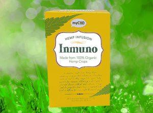 myCBD – INFUSION INMUNE | 10 un