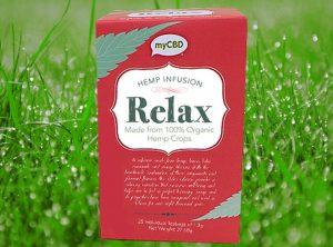 myCBD – INFUSION RELAX  | 10 un
