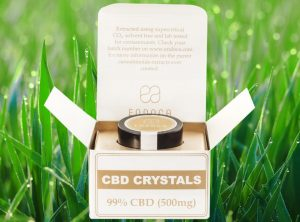 Endoca – CBD Crystals | 500 mg   CBD Crystals, 500 mg CBD