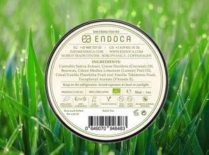Endoca – Hemp Salve | 30 ml  CBD Creme, 750 mg CBD