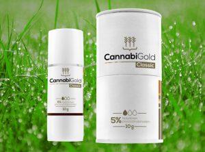 CannabiGold – Classic 5% | 10 g  CBD Öl, 500 mg CBD