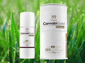 CannabiGold – Premium 15% | 10 g <br>  CBD Öl, 1500 mg CBD