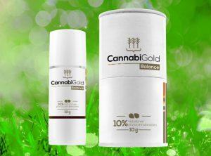 CannabiGold – Ballance 10% | 10 g  CBD Öl, 1000 mg CBD