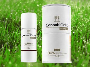 CannabiGold – Intense 30% | 10 g <br> CBD Öl, 3000 mg CBD