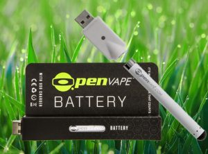 OpenVape – Battery White   Batterie