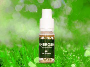 "Enecta – Ambrosia ""Cannabis"" | 10 ml   CBD E-Liquid, 20 mg CBD"