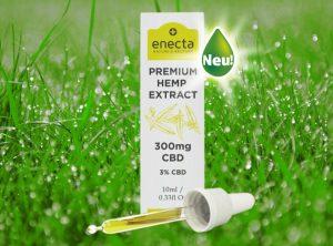 Enecta – CBD Oil 3%   10 ml  CBD Öl, 300 mg CBD