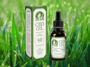 Sensi Seeds – CBD Oil 3% | 30 ml   CBD Öl, 900 mg CBD
