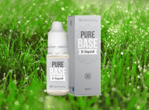 Harmony – Pure Base  <br>  CBD E-Liquid
