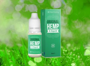 Harmony – Original Hemp  <br> CBD E-Liquid