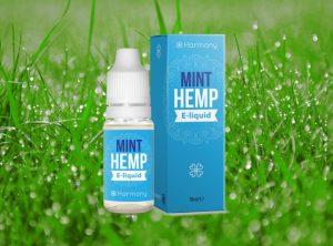 Harmony – Mint  <br>  CBD E-Liquid