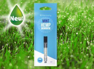 Harmony – Harmony CBD Pen – Mint Cartridge | 1 ml, Kartusche, 100 mg CBD