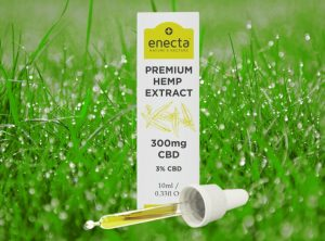 Enecta – CBD Oil 3% | 10 ml  CBD Öl, 300 mg CBD