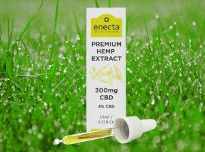 Enecta – CBD Oil 3% | 10 ml  CBD Öl, 300 mg CBD