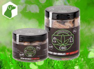 Cannabispet – Crunchy CBD Cookies mit Rindfleisch