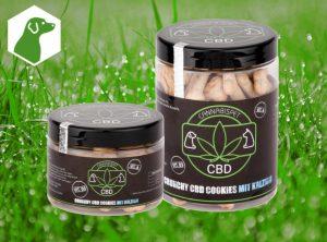 Cannabispet – Crunchy CBD Cookies mit Kalzium