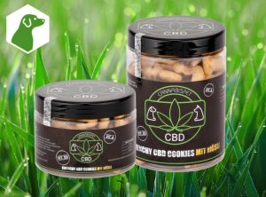 Cannabispet – Crunchy CBD Cookies mit Müsli