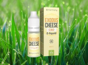 Harmony – Exodus Cheese  <br> CBD E-Liquid