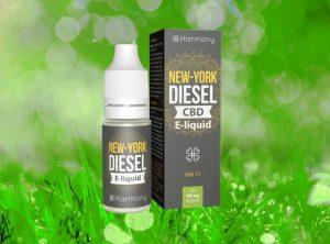 Harmony – New-York Diesel  <br>  CBD E-Liquid
