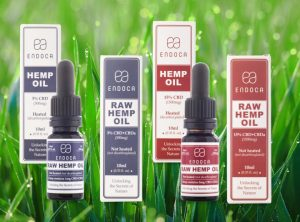 Endoca – (RAW) Hemp Oil | 10 ml <br>CBD Öl