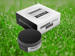 Harmony – 99% CBD Crystals | 0,50 g CBD Crystals, 500 mg CBD