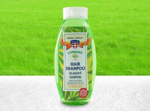 Palacio – Sanftes Cannabis-Haarshampoo mit BIO Hanföl 500ml | 500 ml